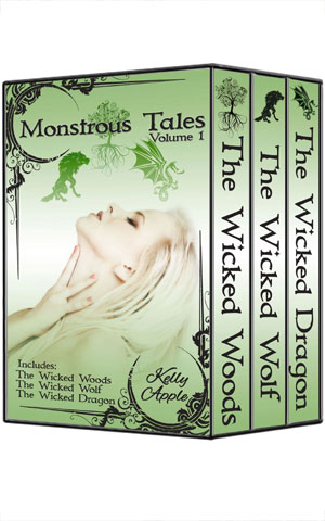 Monstrous Tales Volume 1