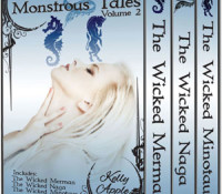 Monstrous Tales Volume 2 – Out now!