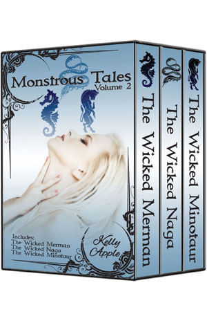 Monstrous Tales Volume 2
