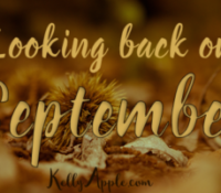 Looking back on September…