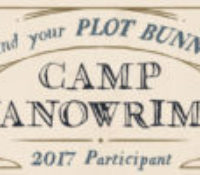 July's a Camp NaNo month!