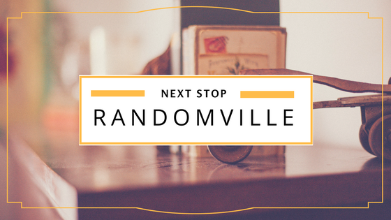Next Stop... Randomville