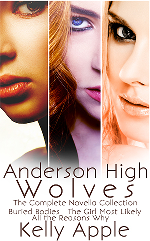 Anderson High Wolves: The Complete Novella Collection