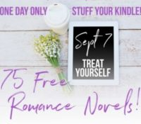 Treat yourself! Stuff your Kindle with FREEBIES!