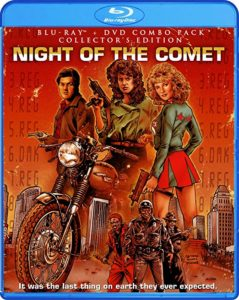 Night of the Comet - The most magnificent zombie movie ever made!