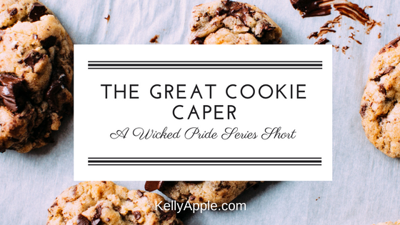 The Great Cookie Caper - A Wicked Pride Series Short