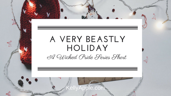 A Very Beastly Holiday - A Wicked Pride Series Short