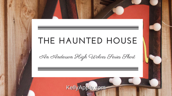 The Haunted House - An Anderson High Wolves Series Short featuring Jenny and Evan