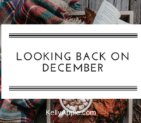 Looking Back on December (and 2017)