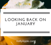 Looking Back on January
