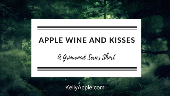 Apple Wine and Kisses - A Grimwood Series Short featuring Zel and Geneva