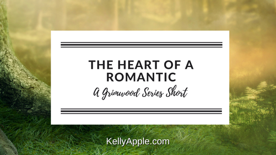 The Heart of a Romantic - A Grimwood Series Short featuring Adria and Micah