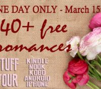 Stuff Your Ereader with the March Into Spring Freebie Event