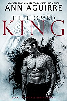 The Leopard King by Ann Aguirre
