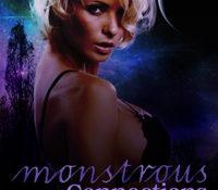 Cover reveal – Monstrous Revelations #1