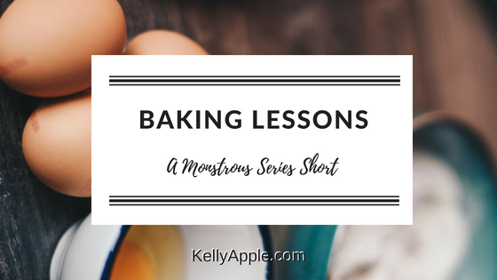 Baking Lessons - A Monstrous Series Short featuring Cin and Ari