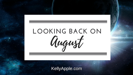 Looking Back on August at KellyApple.com