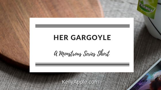 Her Gargoyle - A Monstrous Series Short featuring Cin