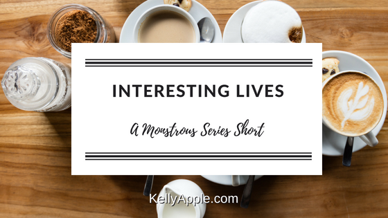 Interesting Lives - A Monstrous Series Short featuring Ari and Cin