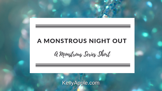 A Monstrous Night Out - A Monstrous Series Short featuring Ari