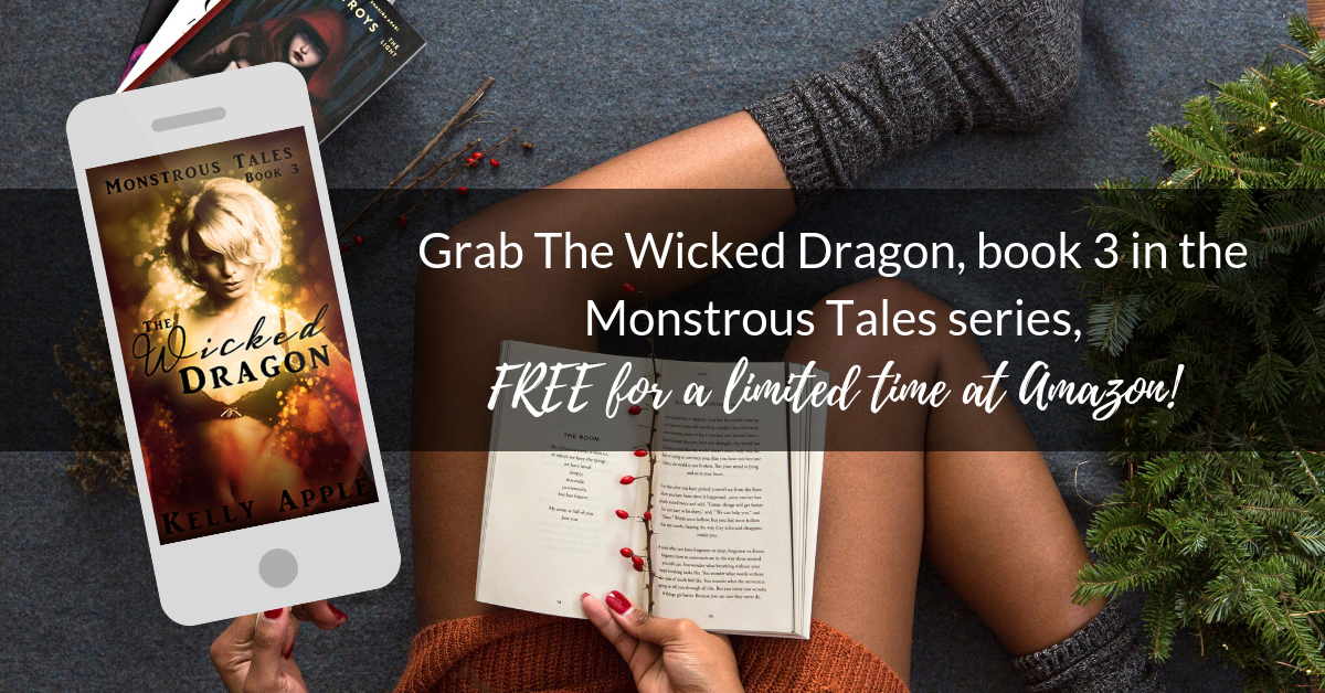 The Wicked Dragon - Free for a limited time!