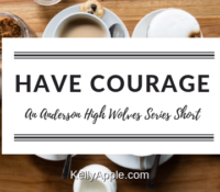 Anderson High Wolves Short – Have Courage