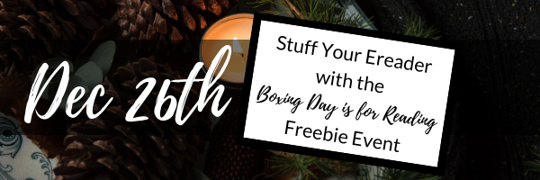 Boxing Day is for Reading Freebie Event