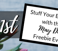 Stuff Your Ereader with the May Day Freebie Event