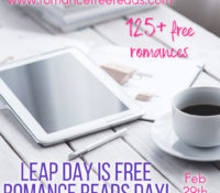 It's LEAP DAY! Celebrate with free books!