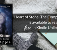 Heart of Stone: The Complete Series is now available!